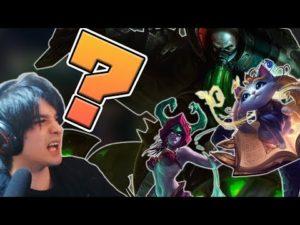 【LOL】泥棒猫とウルトが当たらないヘビと最強アーゴットサポート – YouTube